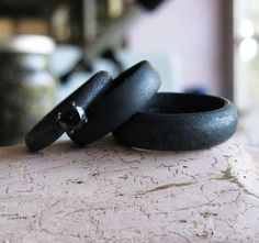 Beautiful simple rings.