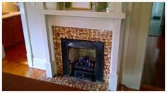 Fireplace Inserts, Hearth, Southern, Home Decor, Log Burner, Home, Decoration Home, Room Decor