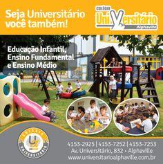 Colégio Universitário - Anúncio Revista Viva S/A