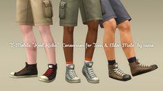 "tamo: ""Kool Kicks"" Conversion for Child,Teen,Elder Male"