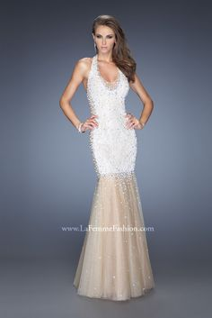 LaFemme Prom Dresses at Bridal & Formal by RJS Big Selection, Low Price & Excellent Service Come & see http://www.pinterest.com/pin/500321839825247457/ via @Pinterest
