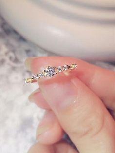 Simple Jewelry, Cute Jewelry, Jewelry Accessories, Jewelry Design, Jewelry Rings, Handmade Accessories, Jewlery, Cute Rings, Pretty Rings