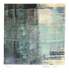 A Painting Day: A Painting Day - Rain - Ruth Andre