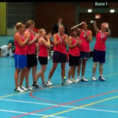 OSK ladies @ Pirates Cup 2011
