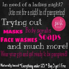 Hosting a perfectly posh party is a great way to have a ladies night in! https://jessicarae86.po.sh