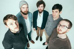 Portland quintet The Weather Machine formed in 2012 after singer Slater Smith meet guitarist Colin ...