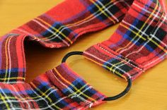 Easy, Recycled Flannel DIY Headband How-To