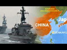Japón advierte al mundo sobre la amenaza de la expansión militar china