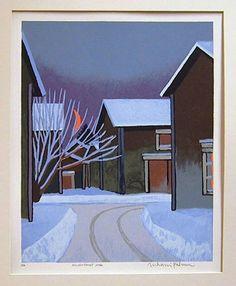 Juhani Palmu: Hiljentynyt piha (1996)