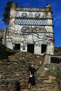 Visit Greece, visit Little England, Visit Andros