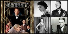 Go Gaga for Gatsby! How to Rock the Look in - Sarah . 1920s Looks, Jazz Age, Jazz Music, Gatsby, Radical Change, Rock, Fictional Characters, Skirt, Locks