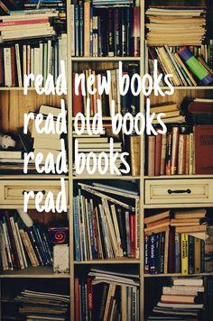 Indeed … read!