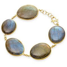 Pippa Small Labradorite Bracelet ($3,965) ❤ liked on Polyvore featuring jewelry, bracelets, pippa small and pippa small jewelry