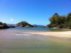 Nossa praia exclusiva!