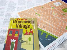 Going to Greenwich Village, NY - this is the #leaflet map for you. http://www.alocalprinter.co.uk/products/