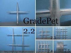 Foto: GradePet versão 2.2 - ideia para simplificar a confecção de uma grade…