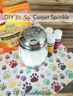 DIY Pet-Safe Carpet