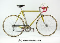 Steel Vintage Bikes - Legnano Roma Olimpiade 1960s Roadbike