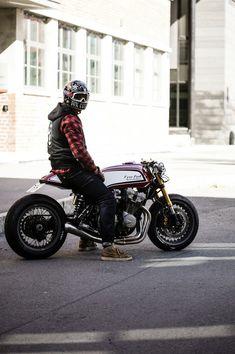 Honda CB1100 Cafe Racer (10)