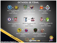 Blog de palma2mex : Copa MX Octavos de final Apertura 2016