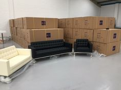 New Monaco sofas available at Yahire #eventprofs #sofahire #chairhire