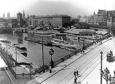 Jannowitzbrücke, 1906: