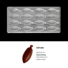 【チョコレートワールド】【30%OFF】CW149858x21x9MM16Pカカオ豆