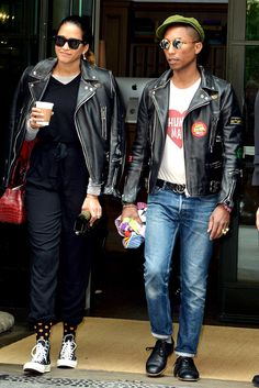Is your boyfriend really into fashion, à la Pharrell? If so, here are 11 things you'll know...