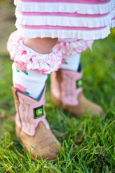 https://www.cityblis.com/6024/item/3265 | Pink Rose with Pink and White Ruffle Knee Socks - $12 by Kangacoo | I LOVE knee socks! Nothing says little girl, happy fall, back to school, or fun fashion twist quite like the knee sock and it only gets better when you add ruffles. Doesn't everything?  Listing is for one pair of white knee socks with pink roses down the sides embellished with pink and white ... | #Girls Accessories