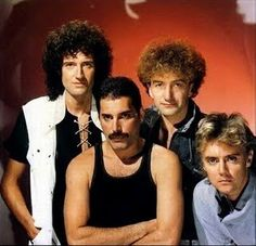 Queen - the first band I obsessed about.