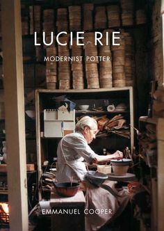 Lucie Rie by Emmanuel Cooper - Yale University Press