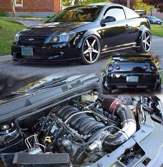 Cobalt Ss Supercharged Chevrolet Ls Swap Rear Wheel Drive Ls1