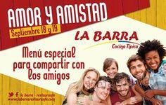 Restaurante La Barra #Cali #ValledelCauca #Colombia Cali, Broadway, Hotels, Restaurants, Discos, Barbell, Tourism, Colombia