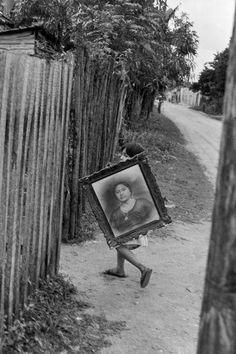 Henri Cartier-Bresson, Mexico, 1963.