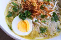 Eén van onze favoriete (maaltijd)soepen is Surinaamse saoto soep.Wij mogen het recept delenvan Francesca van de…