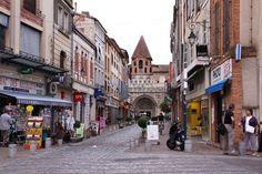 Rue de la République - MOISSAC - Tarn et Garonne