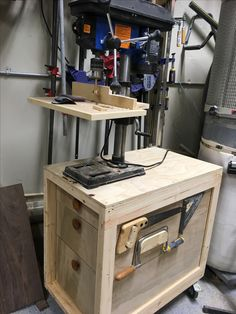 Table for dewalt tablesaw with an incorporated router table and rolling carts are a must for small workshops i made this from scrap 2x4 and keyboard keysfo Choice Image