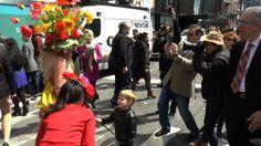 Easter parade, New York City