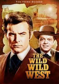 Wild Wild West  Steam punk before it's time!