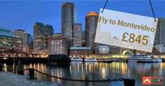 Find Great Deals on Flights to Montevideo from Dream World Travel.Get cheap   Flight Deals, Holiday Deals and Hotel Deals to your Favourite destinatons   worldwide at www.dwtltd.com.  #CheapFlights #Flights #Deals #To #Montevideo