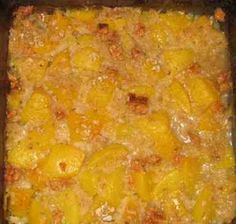 W.W. Cobbler, 3 ingredients, & super yummy!!