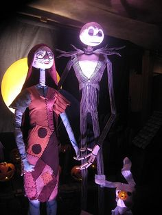 Sally and Jack