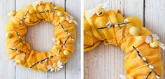 I made this lovely eastern wreath, published in magazine Kodin Kuvalehti Finland Cool Diy, Finland, Wreaths, Magazine, Cool Stuff, Cool Crafts, Magazines, Bouquet, Floral Arrangements
