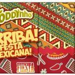Rótulo Toddynho Festa Mexicana