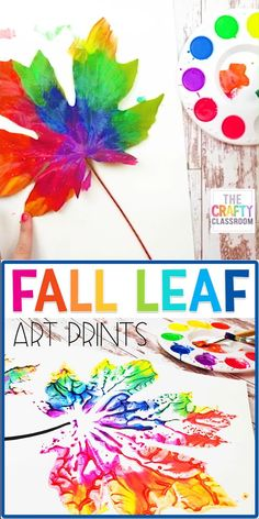 Fall Crafts For Toddlers, Halloween Crafts For Kids, Toddler Crafts, Preschool Crafts, Diy Crafts For Kids, Art For Kids, Kids Paint Crafts, Artwork For Kids, Fall Art Preschool