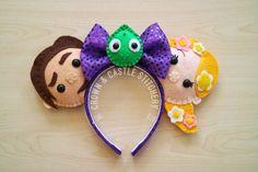 Tangled Mickey Ears