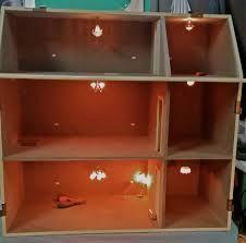 Resultado de imagem para como hacer una casa de muñecas