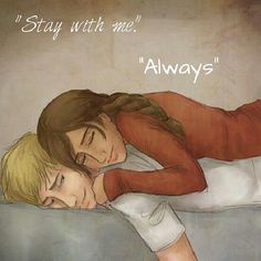"Because ""always"" isn't just heart breaking in Harry Potter."