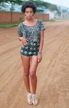 Solange | Rwanda Opening Ceremony, Chloe