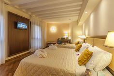 Camera Tripla a Firenze. Hotel Pitti Palace al Ponte Vecchio